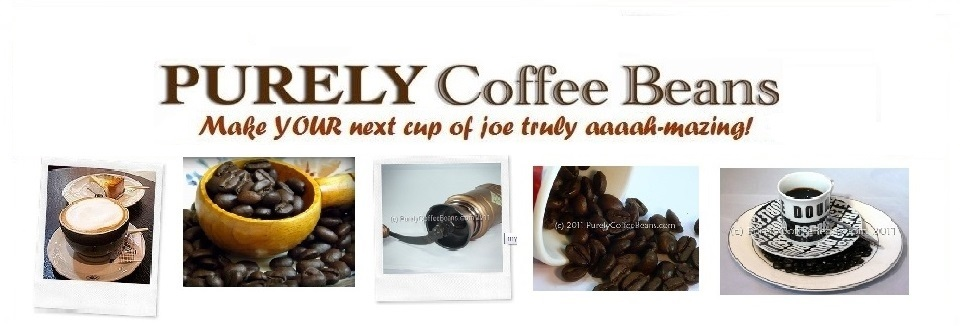 Purely Coffee Beans Blog