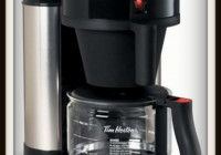 Tim Hortons Coffee Maker