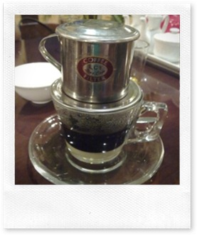 Vietnamese Coffee Maker with Water & Milk