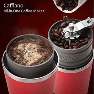 Caffiano Coffee Maker & Grinder