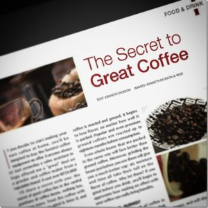 Secret to Great Coffee Questions