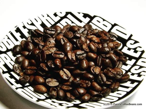 Types of Coffee Beans Darkly Roasted